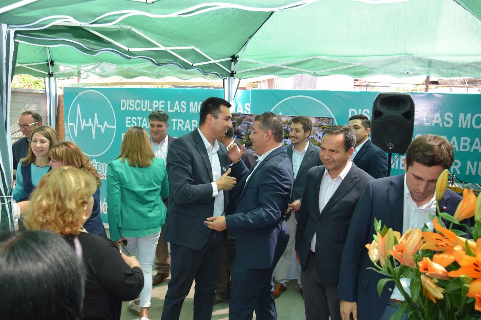Inauguración oficial de Centro Médico Alamédica en San Carlos