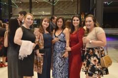 Gloria Almendras, Amalia Escalona, Dra. Viviana Martínez, Constanza Alviar y Greys Guzmán.