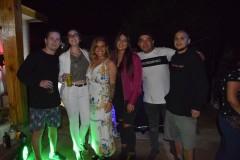 Mario San Martín, Rocio Abad, Paulina Astroza, Geraldine Canto, Felipe Valladares, Diego Daure.