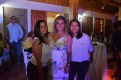 Javiera Villalobos, Paulina Astroza, Francisca Correa.