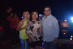 Jacqueline Vergara, Marcela Lagos, José Monsalvez.