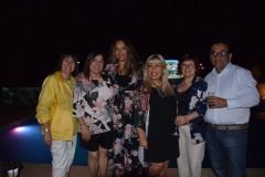Pilar Vásquez, Marcela Lagos, Viviana Zúñiga, Maritza Maureira, Tatiana Lagos, César Barra.
