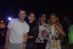 Víctor Astroza, Poullette Cerna, Marcela Lagos, Paulina Astroza.