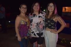Sandra Torres, Marcela Lagos, Camila Torres.