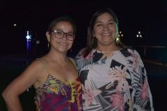 Sandra Torres, Marcela Lagos.