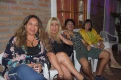 Vivian Zúñiga, Maritza Maureira, Rodrigo Varas, Pilar Vásquez.