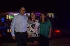 Jorge Delaporte, Marcela Lagos, Patricia Lagos.