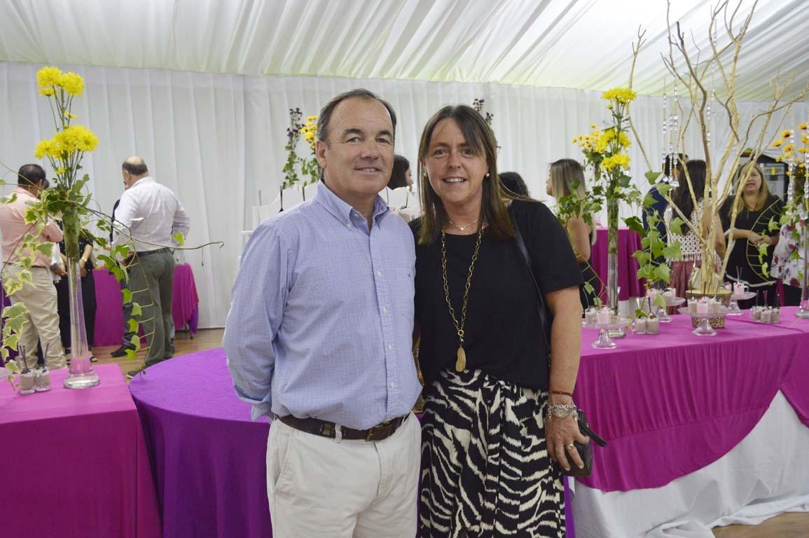 Gerardo García y Magdalena Martínez
