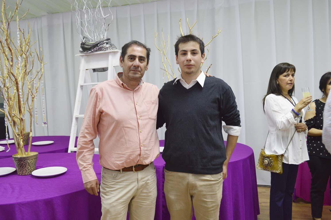 Jaime Manríquez y José Tomás Manríquez
