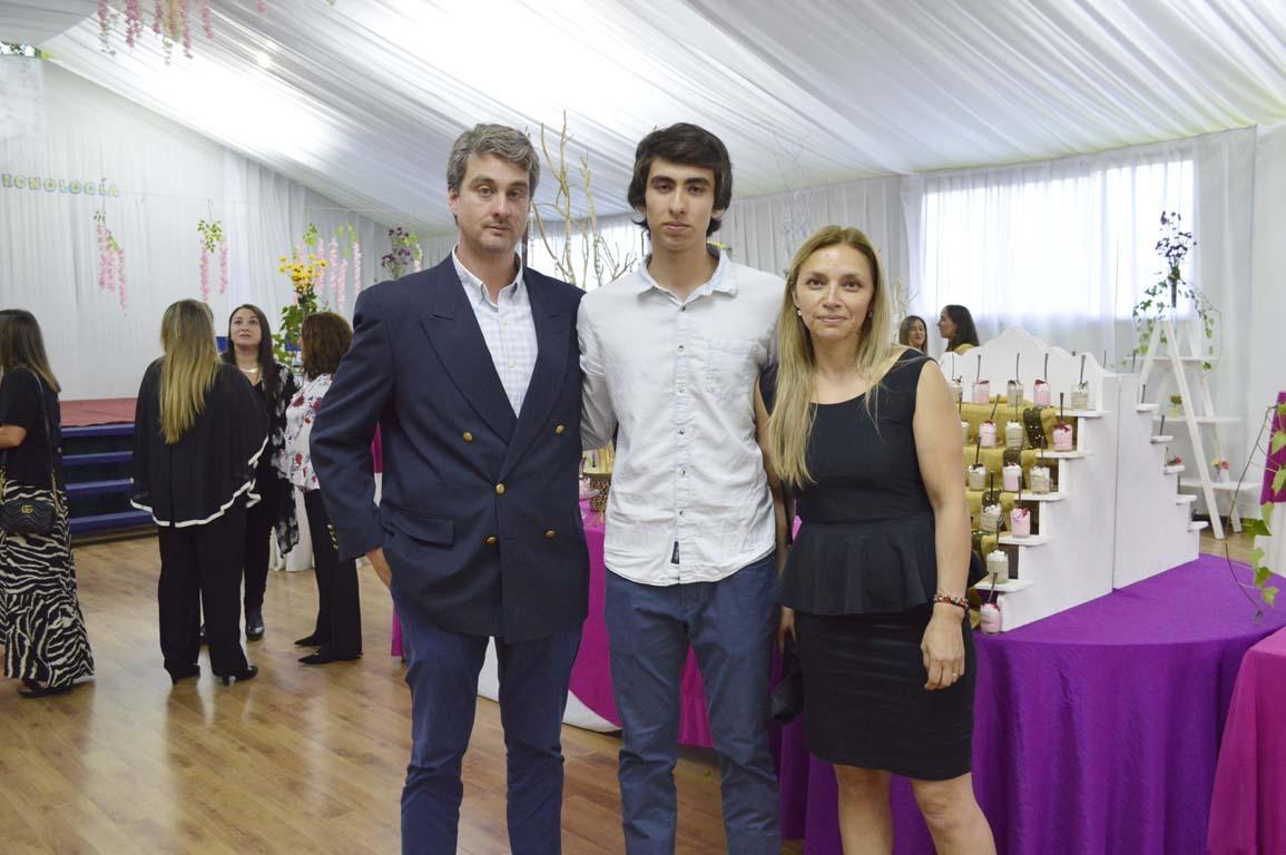 Felipe Mardones, Felipe Mardones y Carola Palma