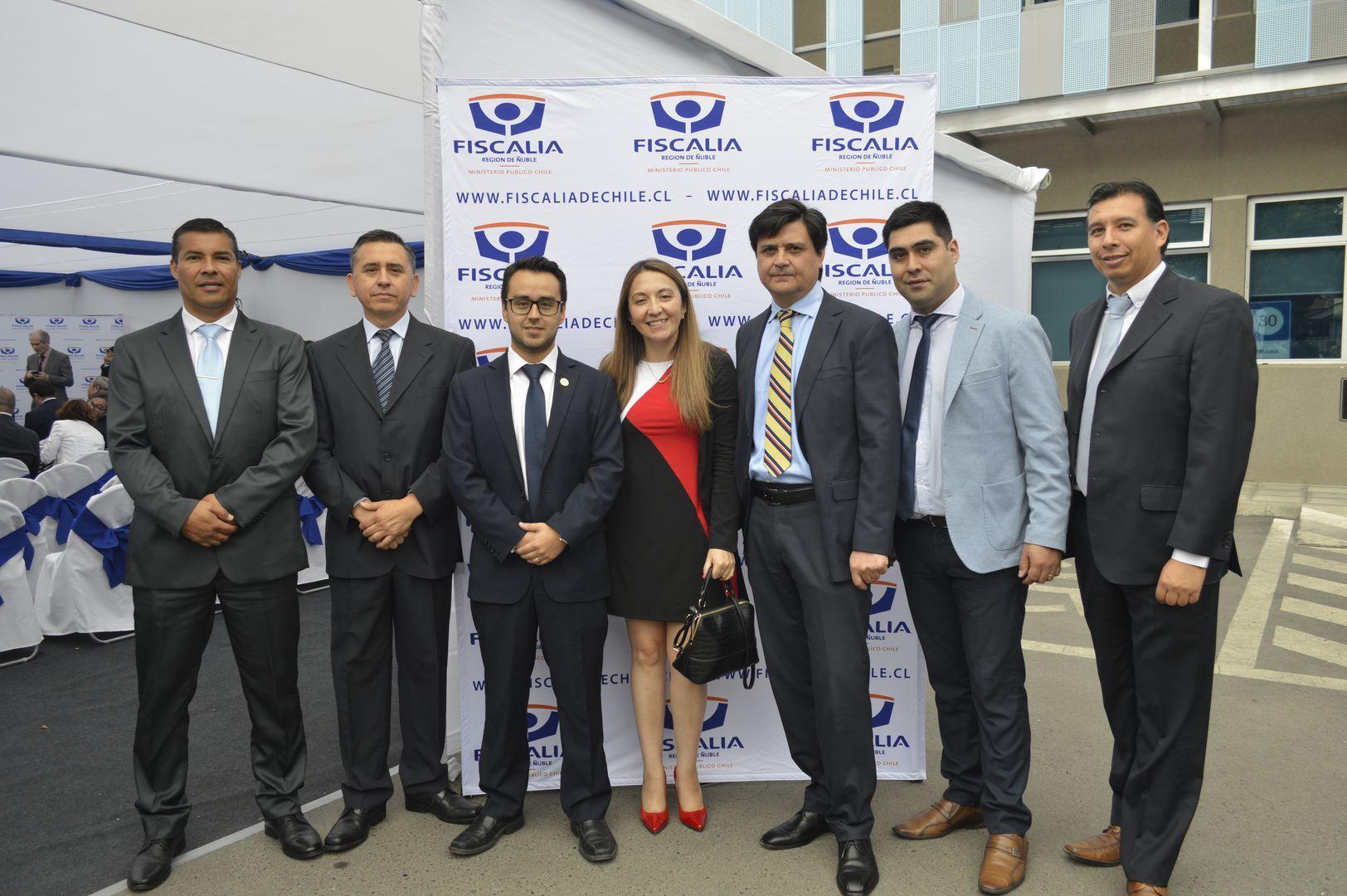 Fiscalía regional de Ñuble efectuó Cuenta Pública