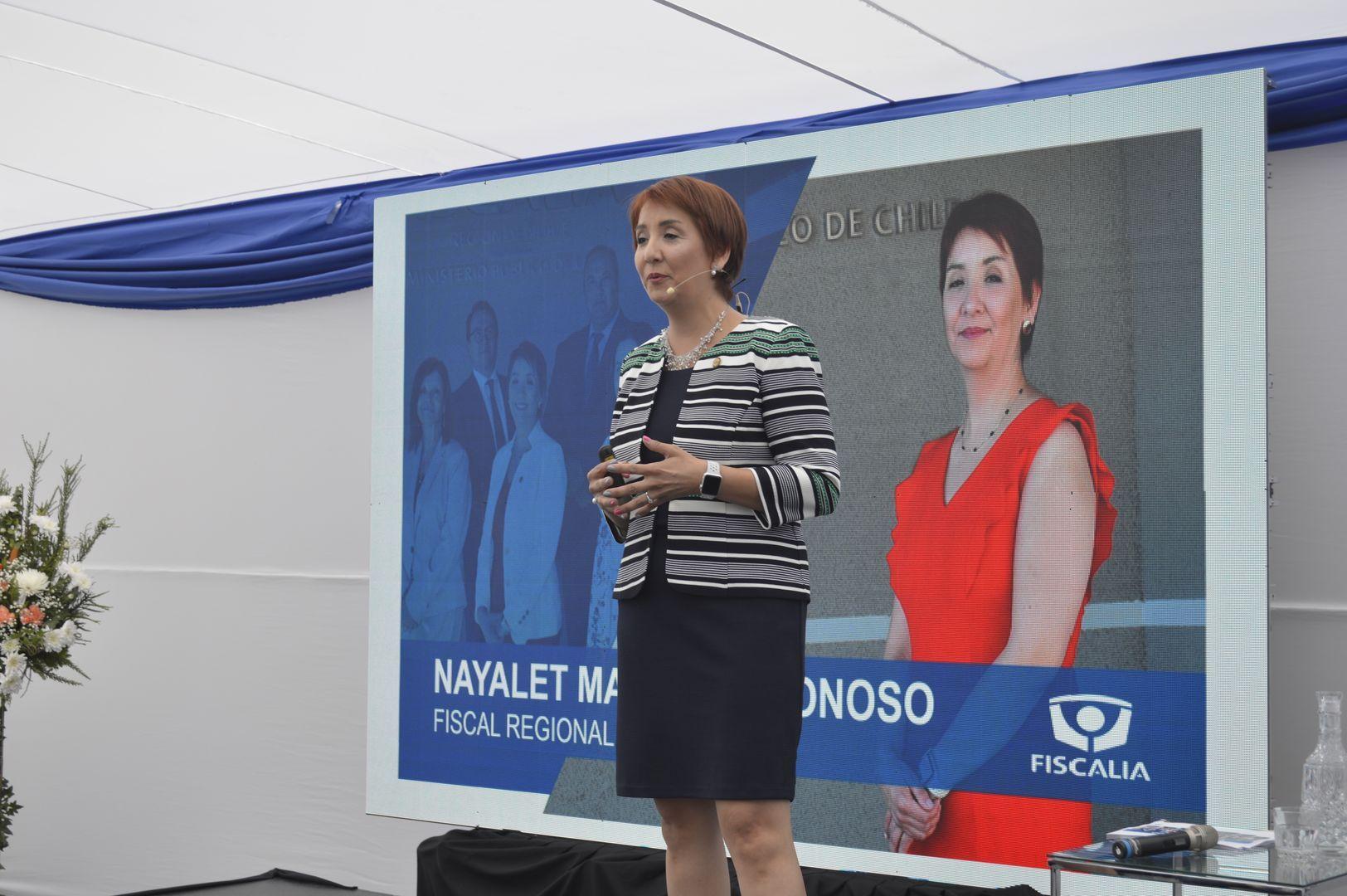 Nayalet Mansilla, Fiscal Región de Ñuble