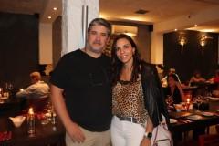 Sebastián Rodrigo y Carla González.