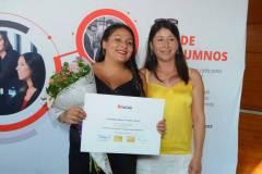Fernanda Constanzo Garrido y Bernardita Garrido.
