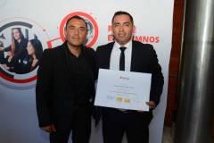 Fredy Araya y Manuel Araya
