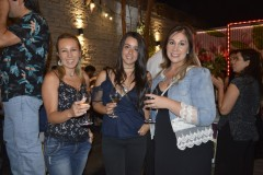 Priscila Grgurina, Javiera Figueroa y Carolina Palavicino.