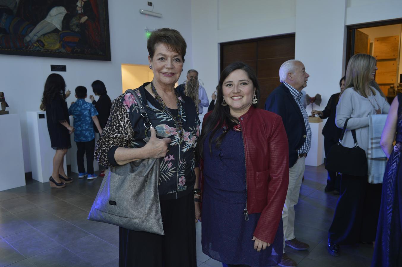 Lily Garay Ramírez y María José Vida