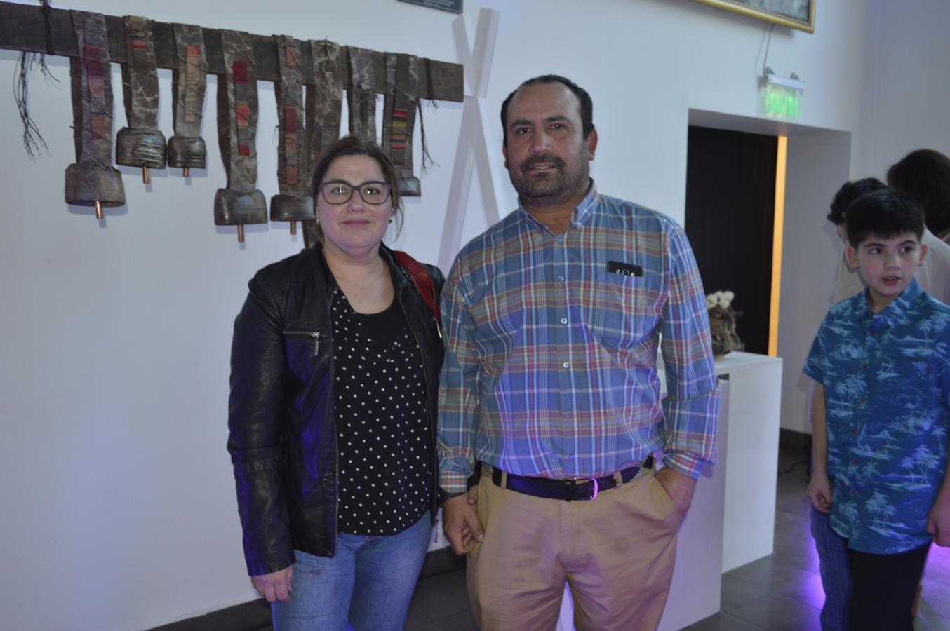 Paula Carrillo y Rodrigo Castro