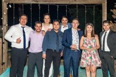 Danilo Mendez- Javier Trauntman – Daniela Senn – Rodo M. Gonzalez – Jorge Carrillo – Omar Dualde-  Karol Villegas – Jorge Abatte