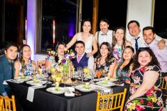 Rodo M. y Nataly – Alfonso Q y Karina – Paola A – Constanza V – Danilo Yañez y Marivel – Javier T – Debora B