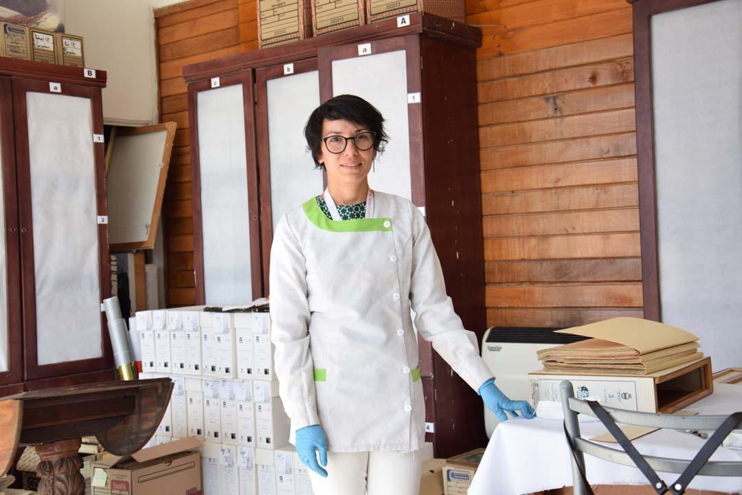 Camila Museologa