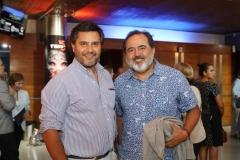 Rodrigo Zaror y Luis Lozano.