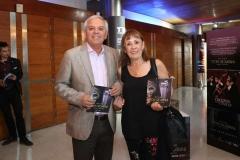 César Muñoz y Soledad Gaete.