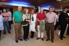 Gastón Donoso, María Teresa Guerra, Luz María Bianchi, Rodrigo García Huidobro y José Manuel Jaramillo.