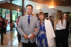 Juan Lorenzo y Montserrat Bonamusa.