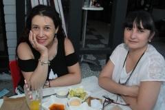 Cecilia Muñoz y Claudia Bahamondes.