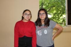 10- Cristina Andrades y Sofía Parra