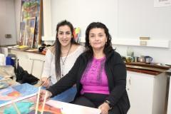 6-Ximena Torres y Jacqueline Fritz.