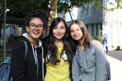8-Emilia Erices, Daniela Aila y María Virginia Sogliani.