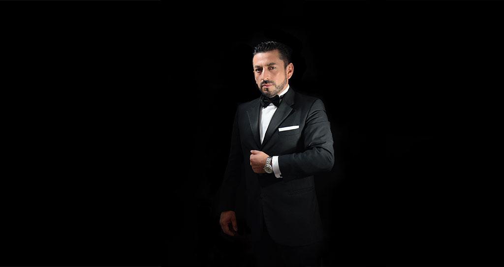 Photo of José Manuel Jamett, artista y gestor cultural chillanejo