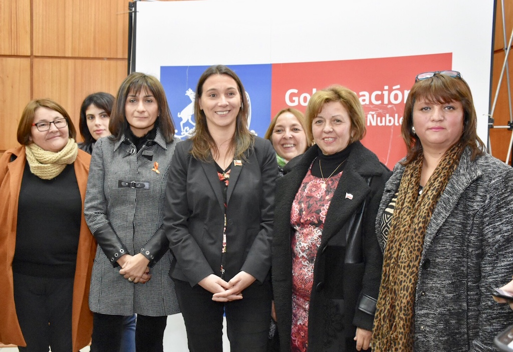 Photo of Concretan en Ñuble primera mesa sobre la agenda mujer de equidad de género