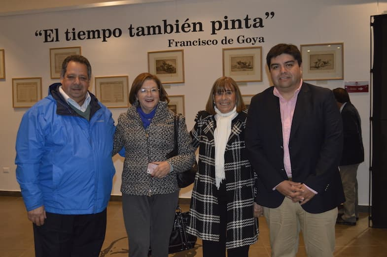 "Photo of Exposición Francisco de Goya ""La Tauromaquia"" en Chillán"