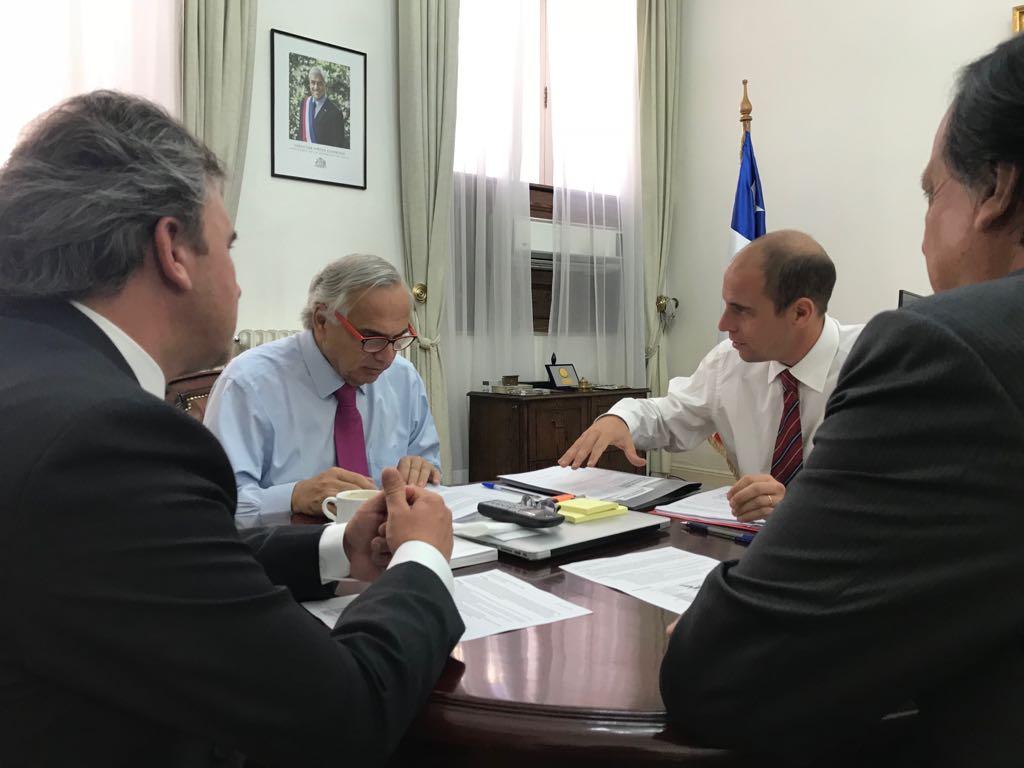 Photo of Delegado anuncia cuenta pública sobre Instalación de la región  de Ñuble