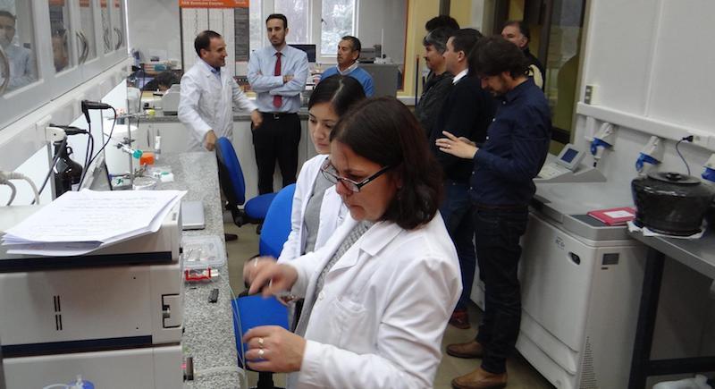 Photo of Cores conocen trabajo en biotecnología para la salud humana y animal en la UdeC