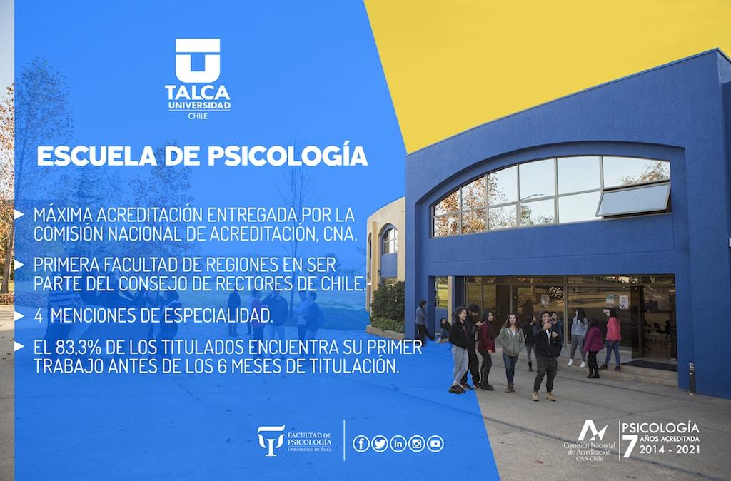 Photo of Escuela de Psicología UTalca: Excelencia académica para una formación de calidad vinculada con el medio