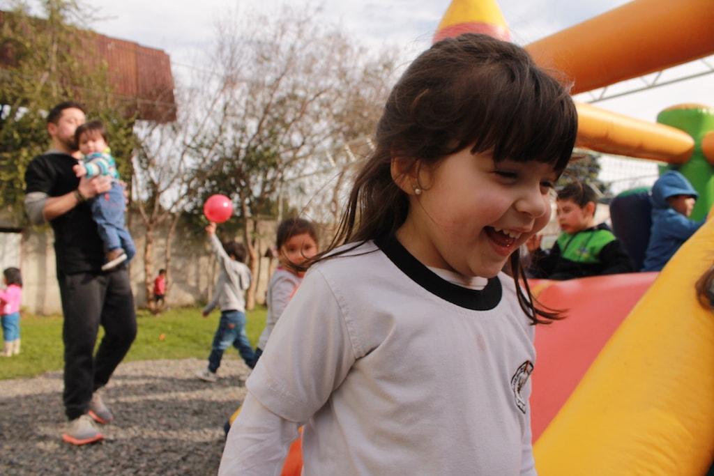 Photo of Con juegos, música y diversión festejaron en CET Pequeño Nazareno