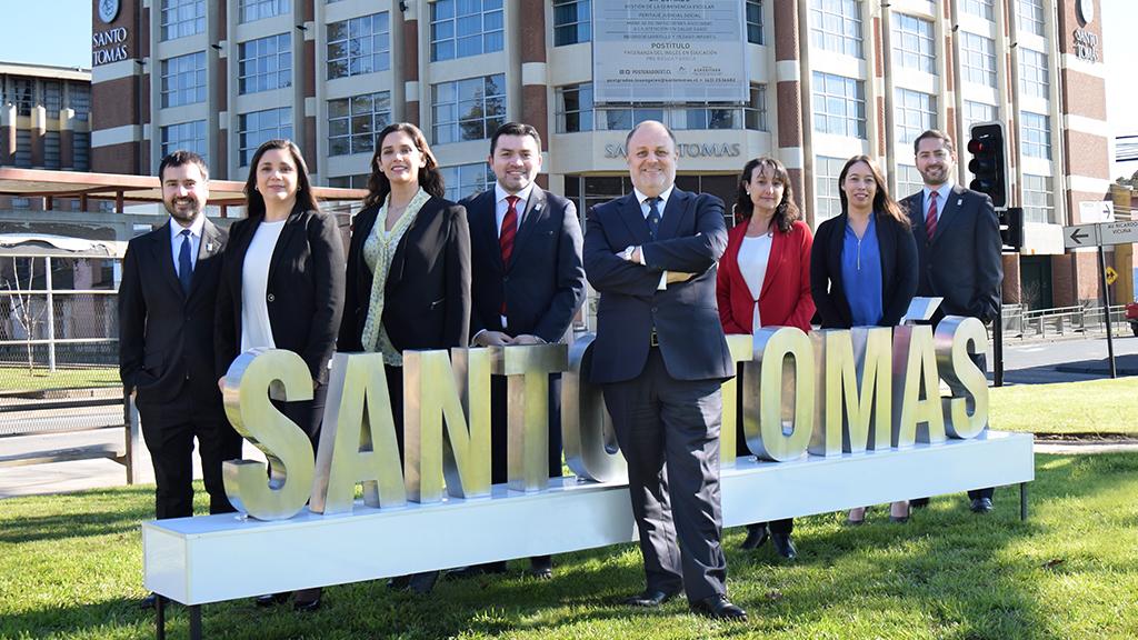 Photo of Universidad, IP y CFT Santo Tomás crece en Los Ángeles con dos grandes proyectos