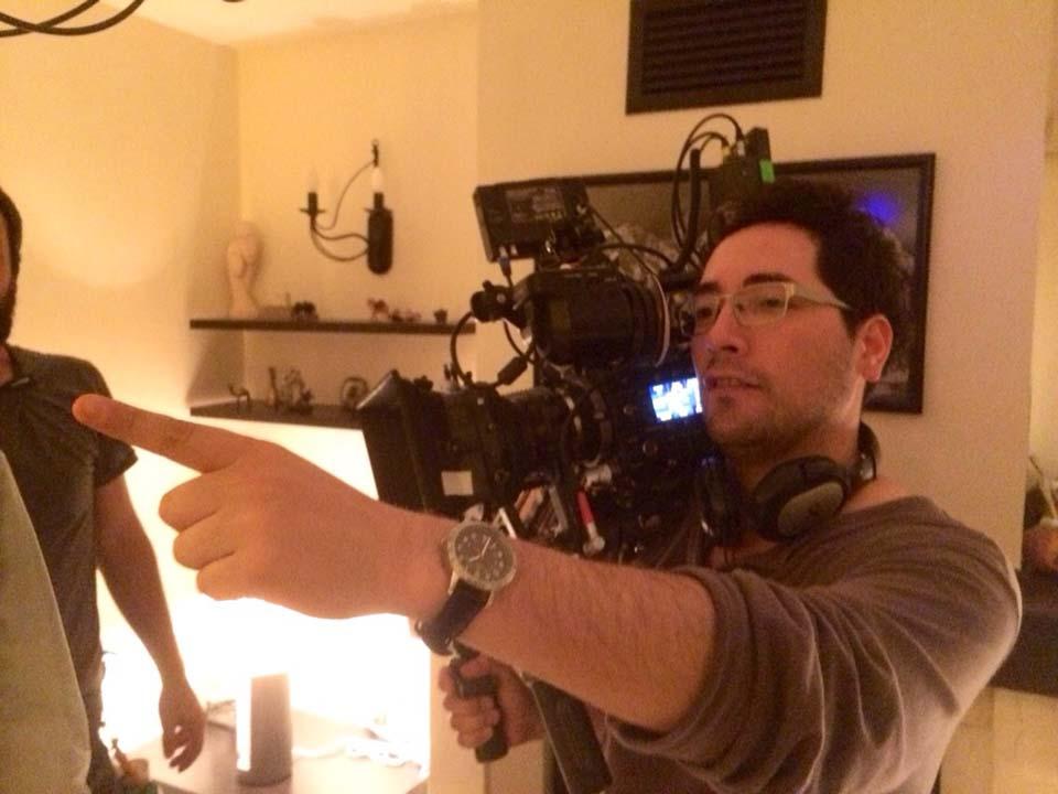 Photo of Patricio Valladares, cineasta y creador de cómics