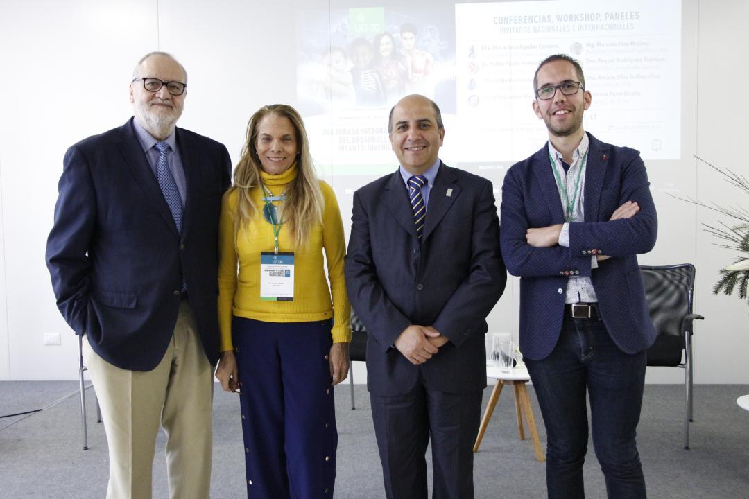 Photo of UST Talca. II Jornada de Investigación e Innovación en Salud
