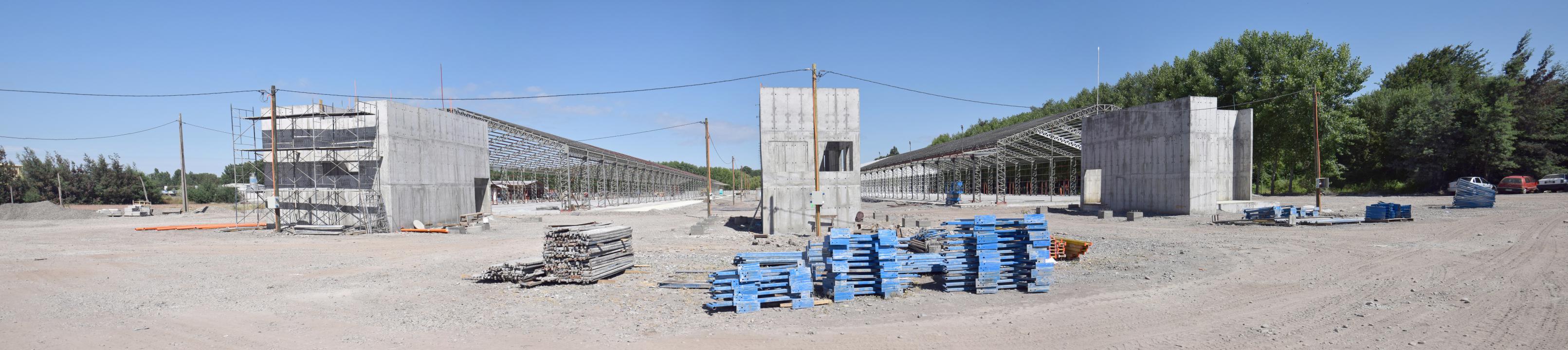 PANORAMICA Terminal Hortofrutícola de Chillán