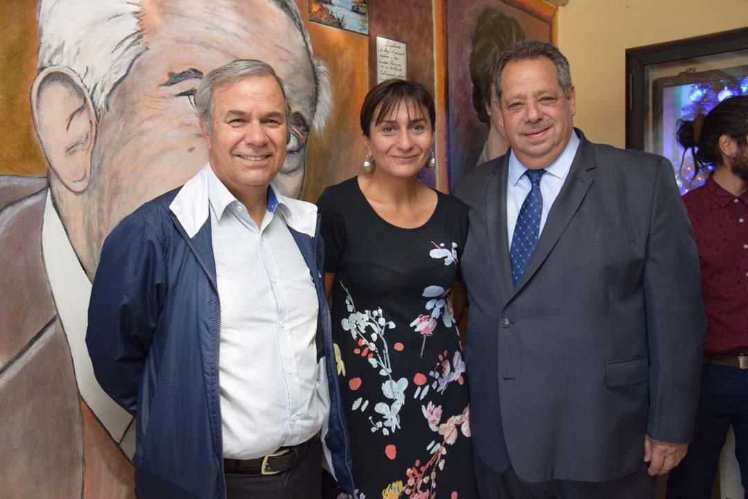 Photo of Radio Alborada inauguró mural
