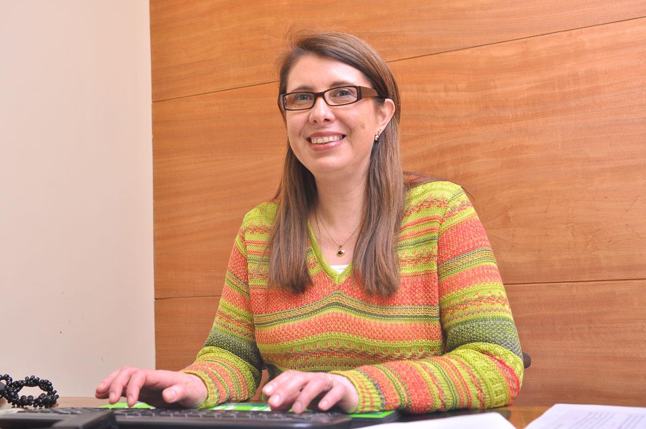 Claudia Figueroa A. Nutricionista. Magíster en Educación Superior con mención en Pedagogía Universitaria