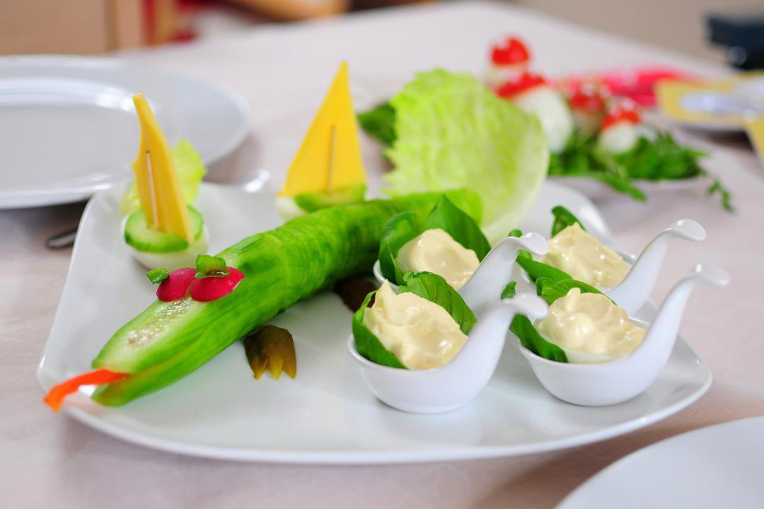 Photo of Alimentación sana y entretenida:  A la conquista del paladar de tu hijo