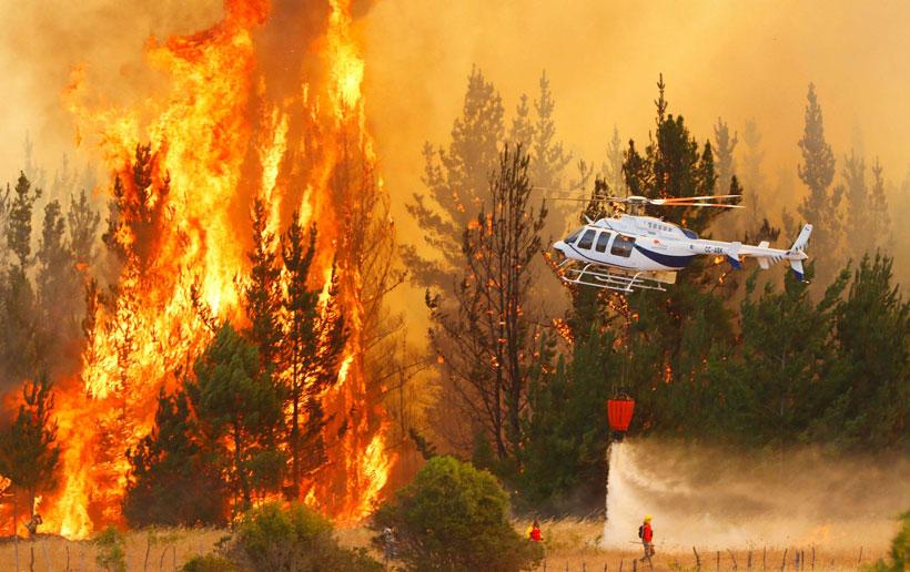 Photo of CMPC expuso programa de prevención de incendios temporada 2018-2019