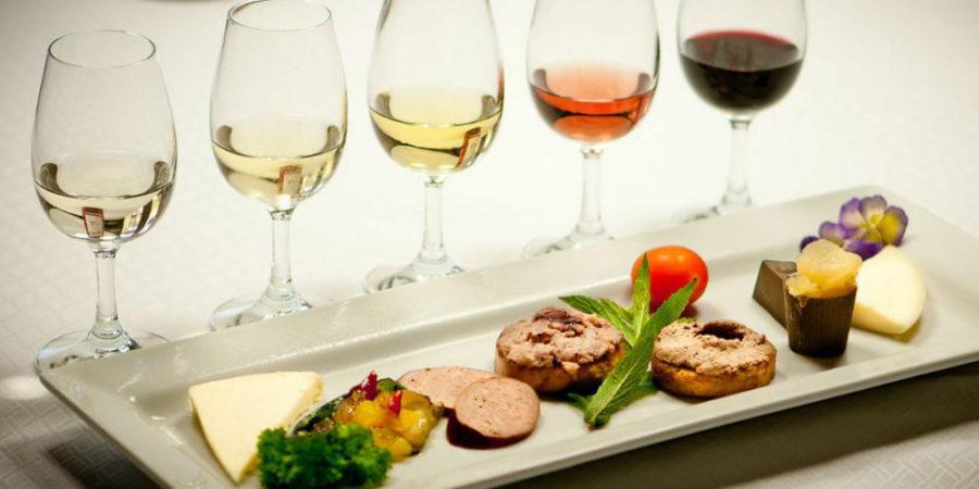 Photo of Tipo de vinos para cada comida, un perfecto maridaje