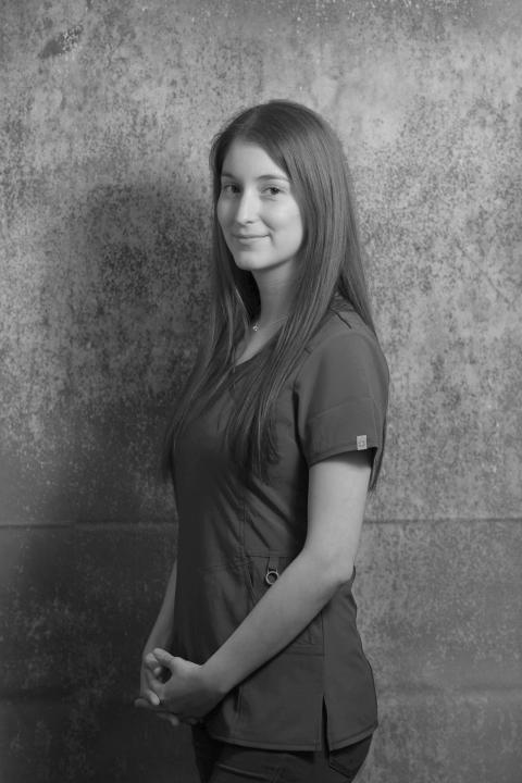 Catalina Ramírez, nutricionista